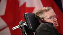 Stephen Hawking Helped Canada Be Recognized For
