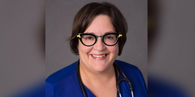 Laval general practitioner Elisa Pucella is one of the hundreds of doctors protesting their own pay raises,...