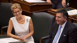 Ontario Liberals To Reset Agenda With Throne Speech As Election