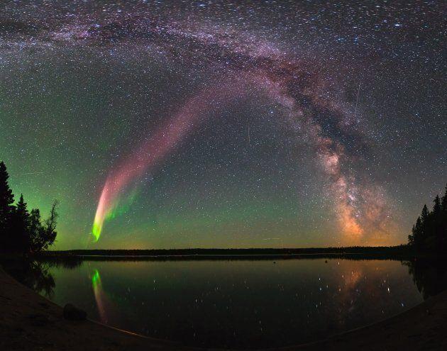The celestial phenomenom known as
