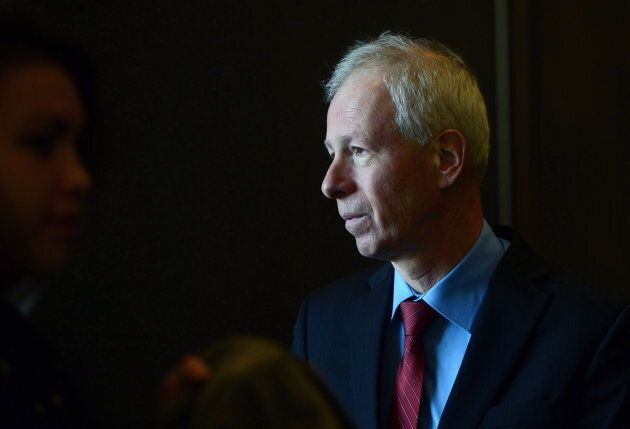 Christopher Wylie reported worked for the Liberal Party of Canada while Stephane Dion was