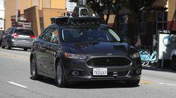 Uber Halts Self-Driving Cars In U.S., Toronto After Pedestrian