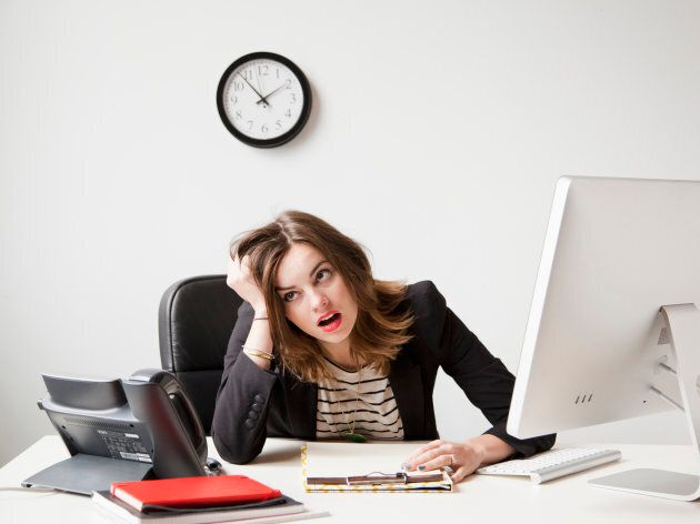 Stuck Between Jobs? There's Nothing To Be Embarrassed