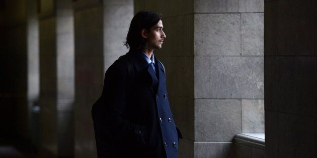 Yusuf Ahmed, 20, is part of the group known as No Fly List Kids, which pushed the federal government...
