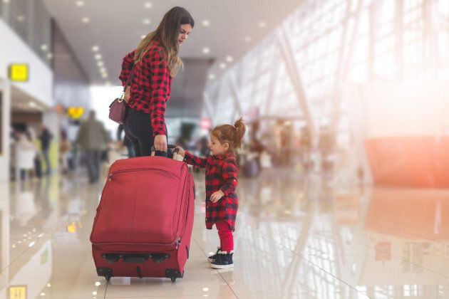 Solo Parent Travel Tips To Save Your Money And