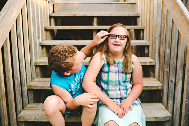 Canadian Photo Series Proves Kids Shouldn't Be Defined By Down