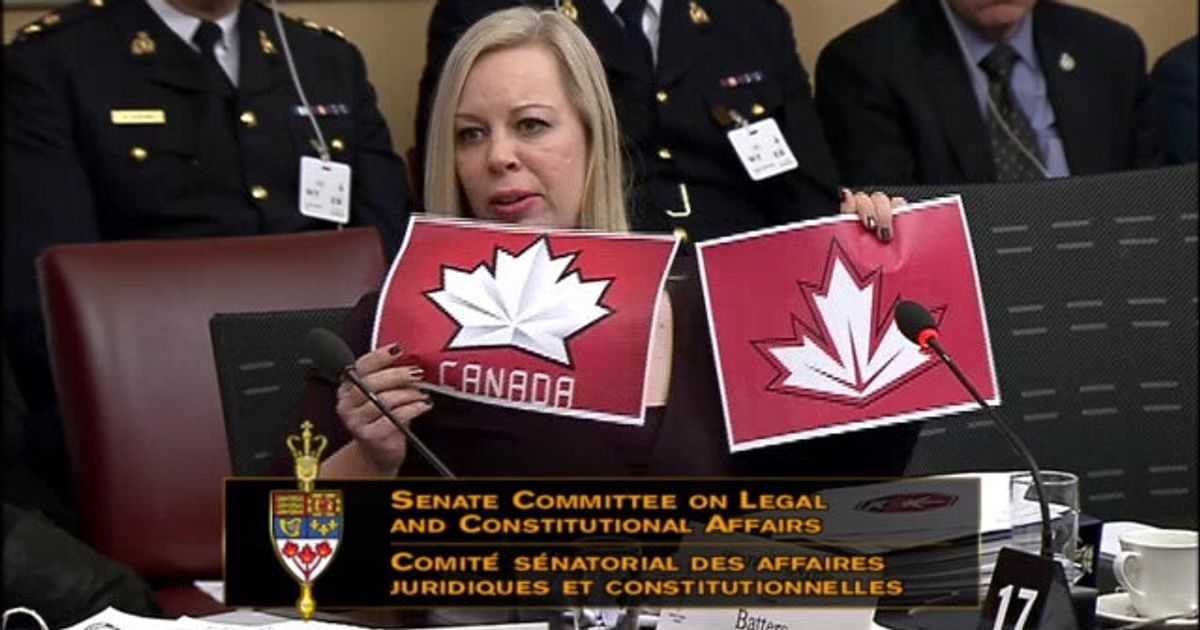 Tory Senator Says Feds' Pot Branding Looks A Lot Like Hockey Canada Logos