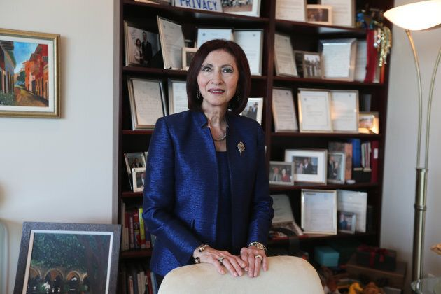 Former Ontario privacy commissioner Ann Cavoukian said a data leak of that scale was an