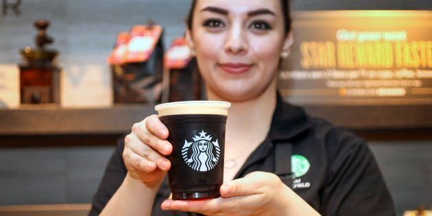 Starbucks says it will work
