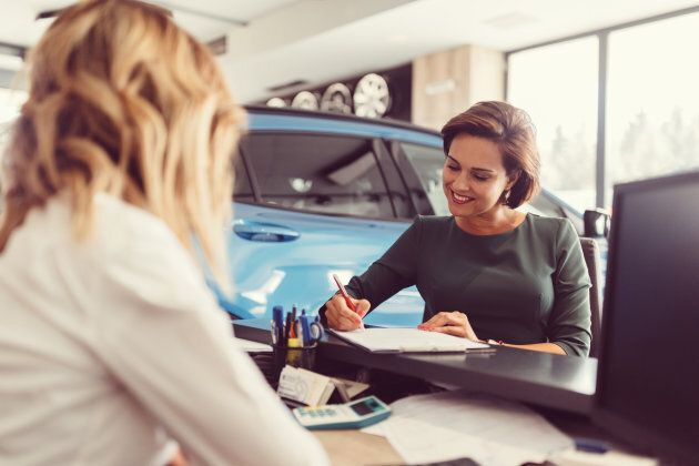 I Expected To Face Sexism While Buying A Car. I Wasn't