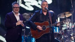 Barenaked Ladies And Steven Page's Junos Reunion Is Worth $1