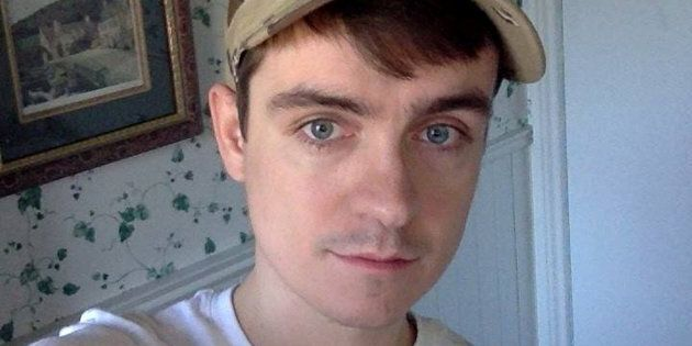 Alleged Quebec City mosque shooter Alexandre Bissonnette is seen in a Facebook