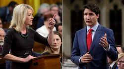 Liberals, Tories Start Week By Being Super Repetitive In Question