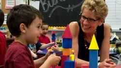 Ontario Liberals Promise Free Daycare For Preschool Kids By