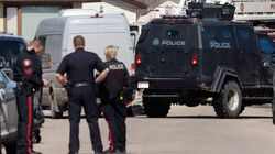 Calgary Police Officer Shot, Suspect Found