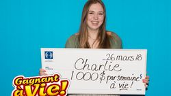 Quebec Teen Buys Her 1st Lottery Ticket, Walks Away With