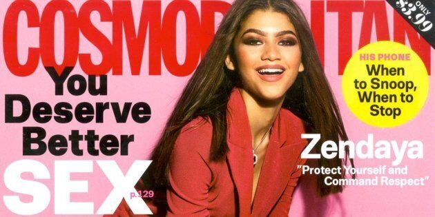 Walmart Canada Won't Follow U.S. In Banning Cosmo Magazine From Checkout