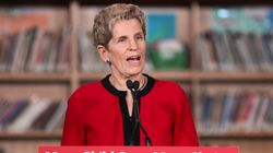Ontario Liberals Deny Big-Spending Budget Is About Winning