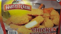 Chicken Nuggets Linked To Salmonella Outbreak