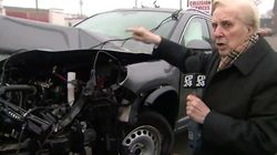 Retired CTV Anchor Lloyd Robertson Reports On His Own Car