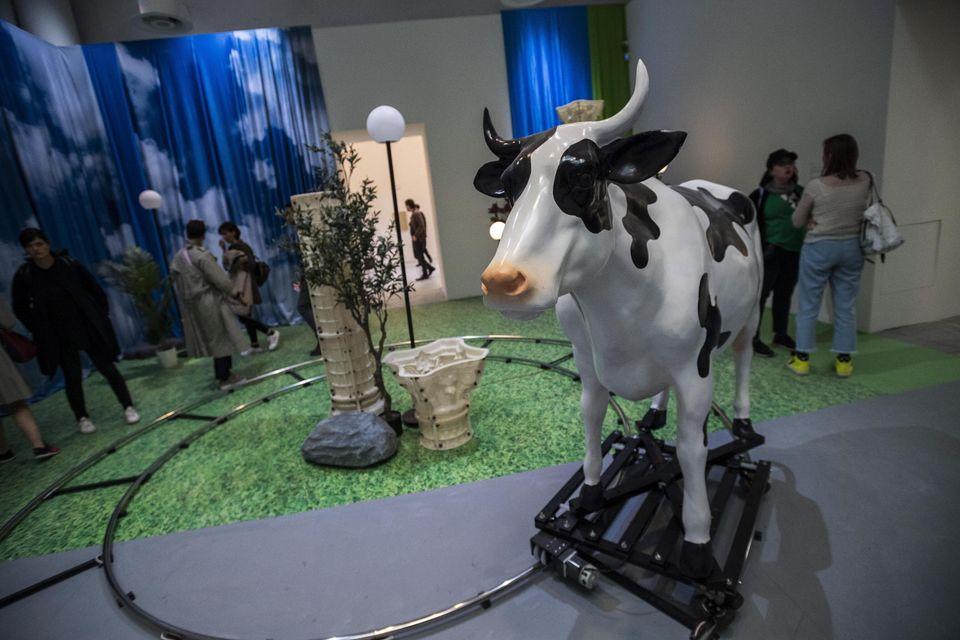Un intruso alla Biennale 2019: il supermarket dell'insignificante estetico e