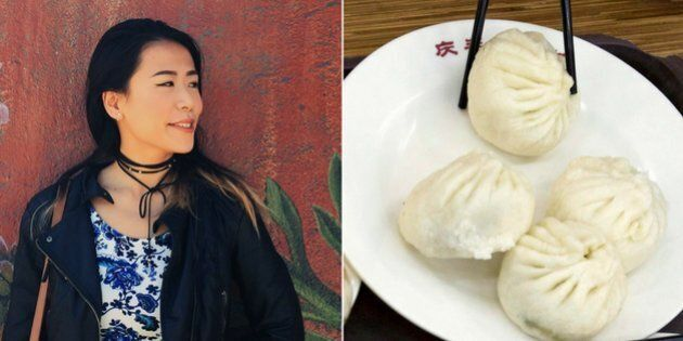 Domee Shi, a Chinese-Canadian who grew up in Toronto, is the first woman to direct an animated short for Pixar. And the short is about dumplings!