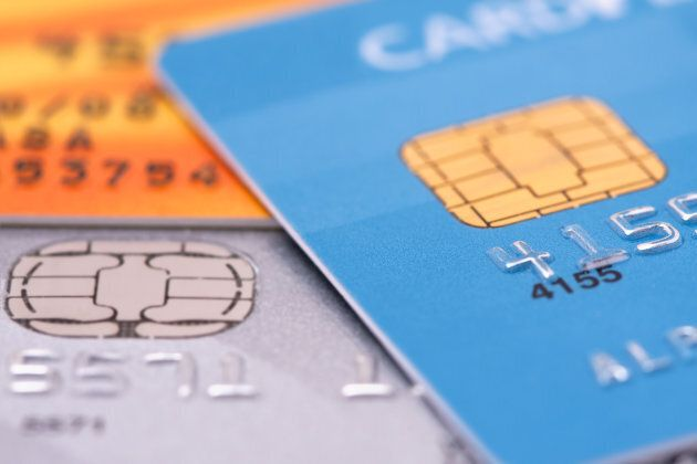 Credit cards with EMV