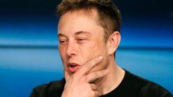 Elon Musk's 'Bankruptcy' Joke Sends Tesla Shares