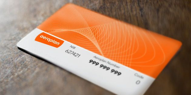 An Aeroplan card is shown in an image from Aeroplan.com. The rewards program is apologizing after asking...