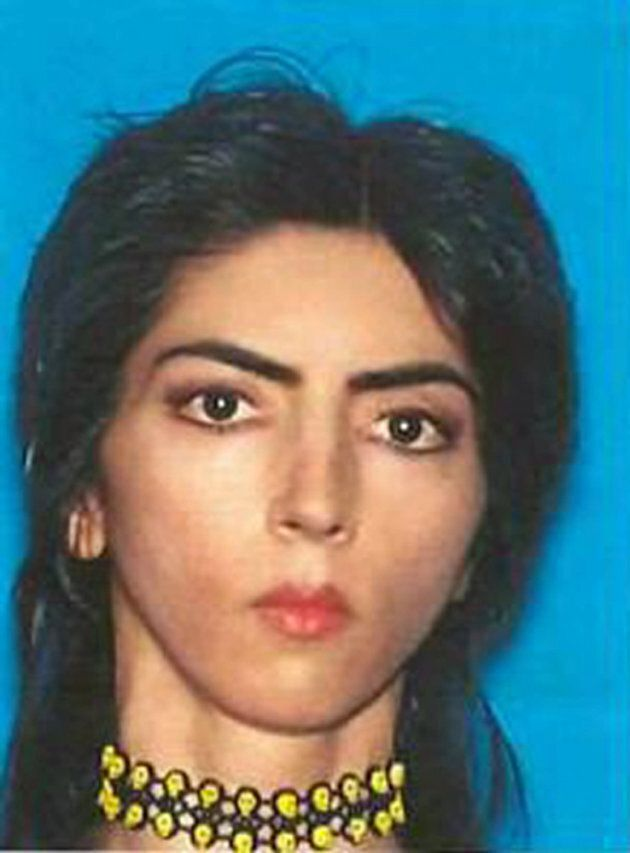 Nasim Najafi Aghdam appears in a handout photo provided by the San Bruno Police Department, April 4,