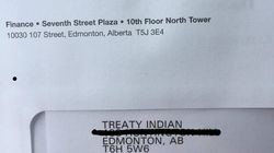 Alberta Health Services Sorry It Addressed Letter To 'Treaty