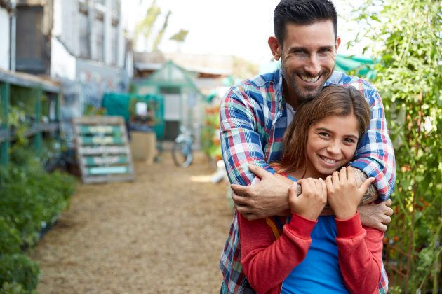 Dads, Don't Check Out When Things Get Awkward. Your Pre-Teen Daughter Needs