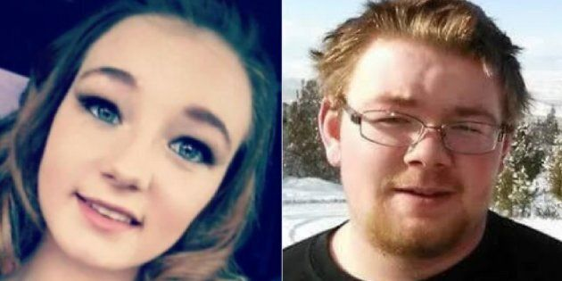 Brelynne Otteson and Riley Powell were a couple in love when they were killed by a friend's angry boyfriend,...