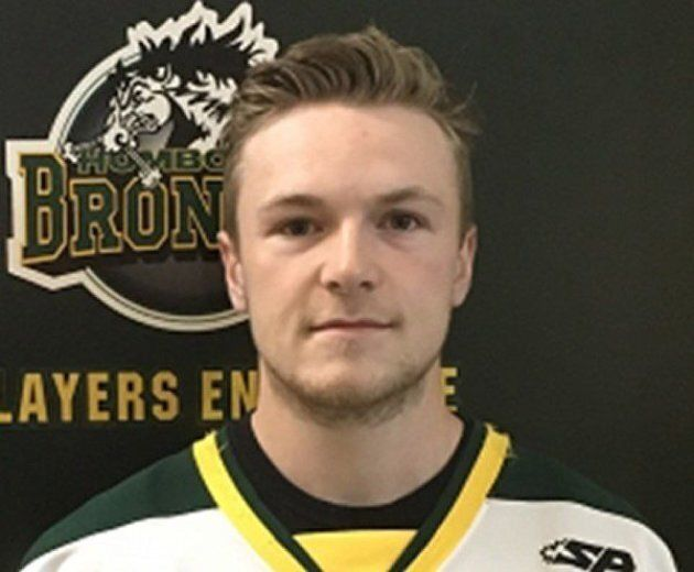 Humboldt Broncos centre and captain Logan Schatz was among 15 people who were killed in a horrific bus...