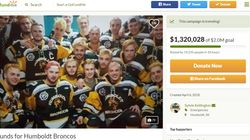 Canadians Raise Over $4M For Humboldt Broncos