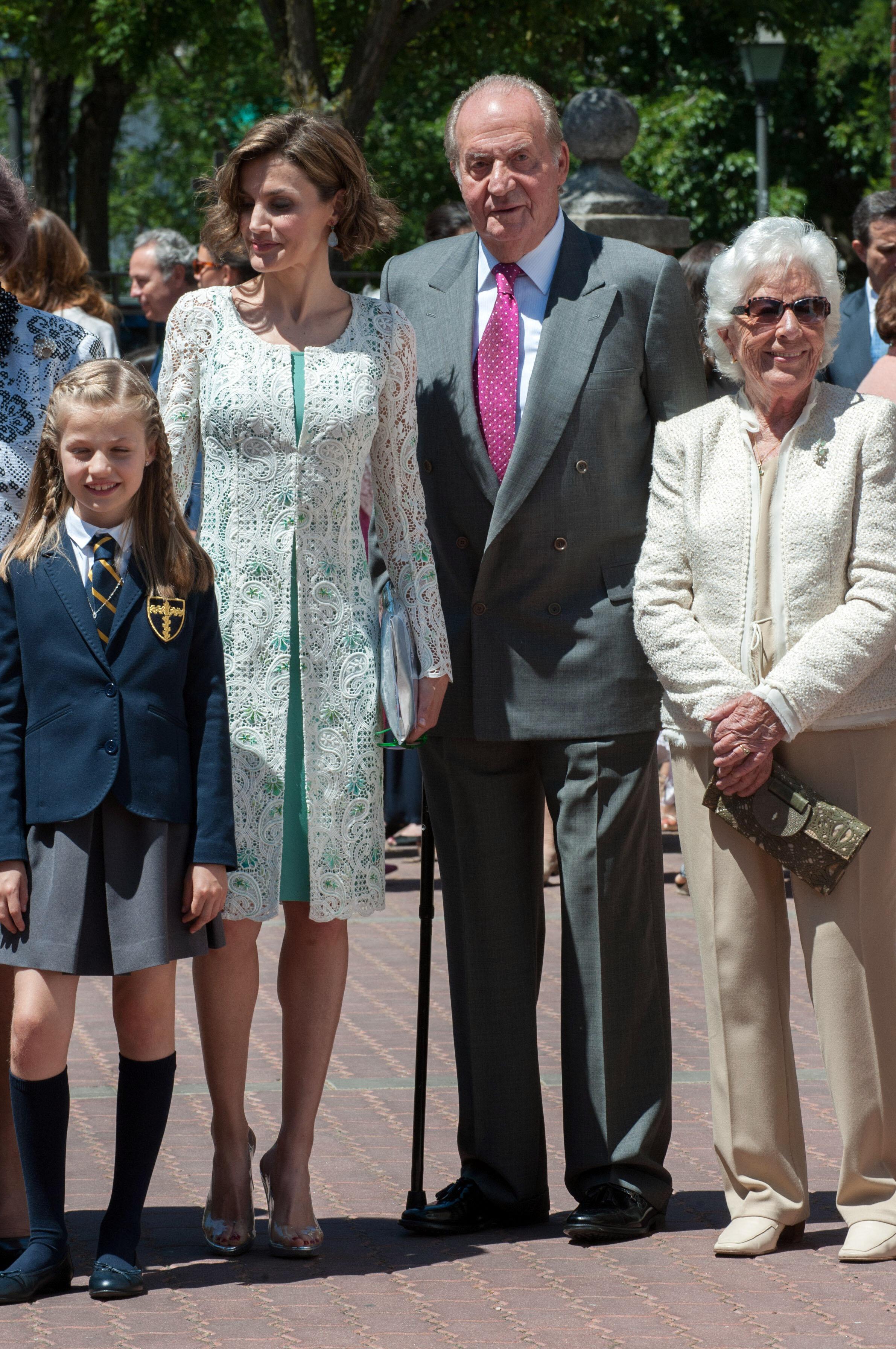 El motivo que apartará a la reina Letizia de su abuela en el día más