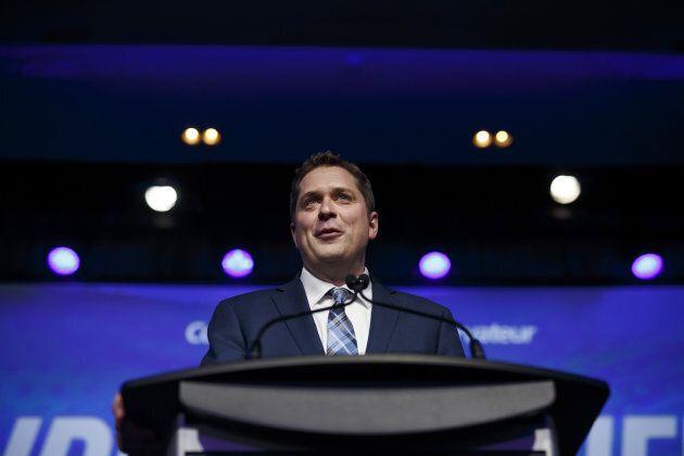 Andrew Scheer, leader of Canada's Conservative