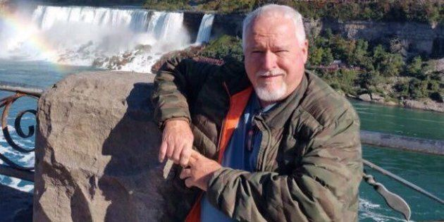 Bruce McArthur is shown in a Facebook photo.