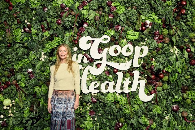 Gwyneth Paltrow attends the In Goop Health Summit on Jan. 27, 2018 in New York City.