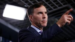 Morneau: 'Public Threats' Aren't Helpful In Kinder Morgan