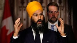 Singh Seriously Considering Risky Run For Mulcair's Old