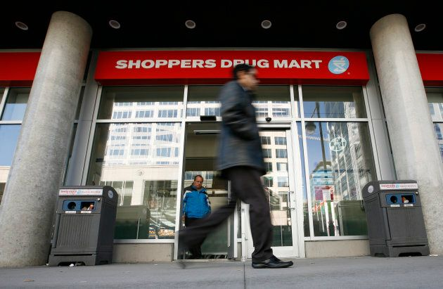 Shoppers Drug Mart's parent company, Loblaw Companies Ltd., has applied for a license to dispense medical...