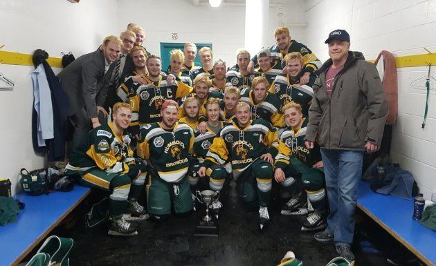 The Humboldt Broncos were heading to a playoff game when their bus crashed with a