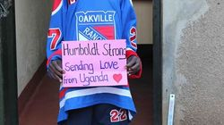 This #HumboldtStrong Photo From Uganda Will Leave You In