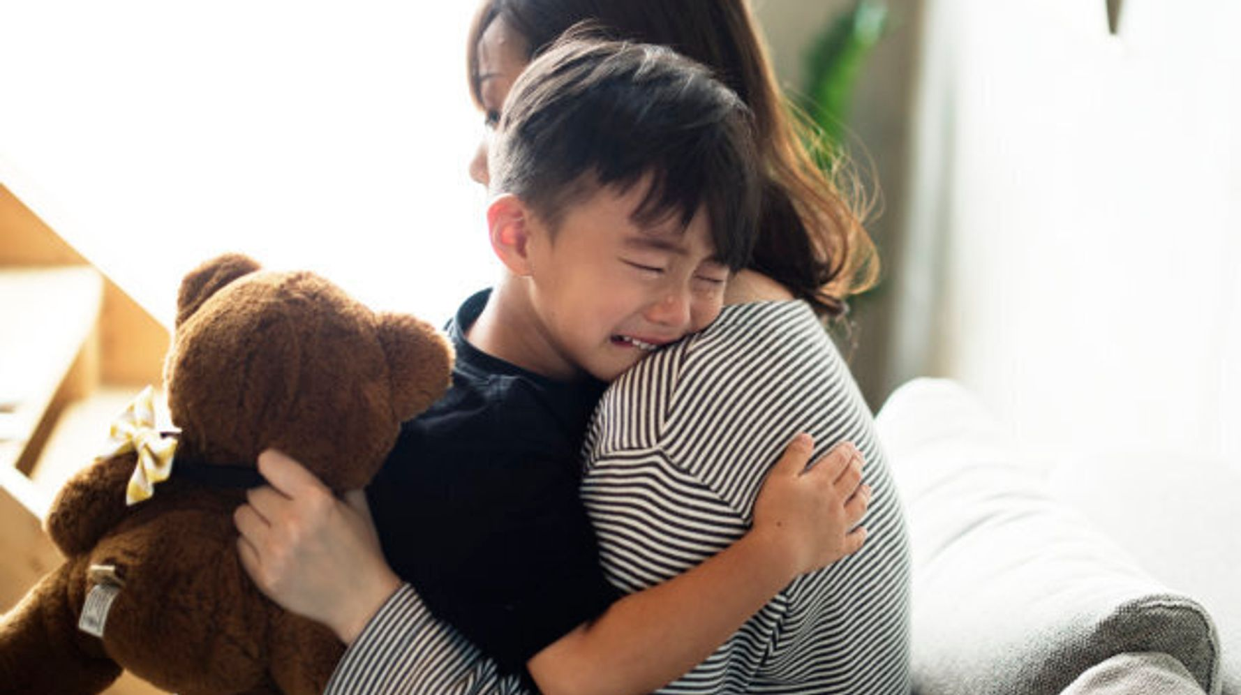 Accept Your Crying Kid's Feelings (And Your Own, While You're At It)    HuffPost Canada Parents