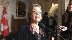 Elizabeth May: Liberals Being Blackmailed By Kinder Morgan To Build