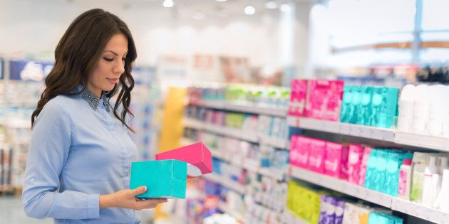 Canadian Study Links Feminine Hygiene Products With Infection