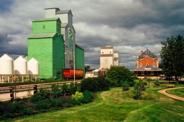 Dauphin, Canada.