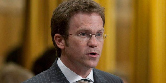 Newfoundland Liberal MP Scott Simms rises in the House of Commons on Sept. 22,