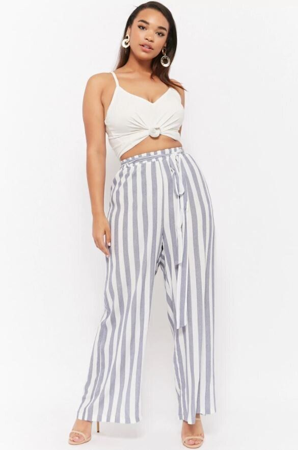 High-Waisted Trousers You'll Want To Wear All Spring